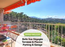 Vente appartement Mandelieu-la-Napoule 3 Pièces 81 m2