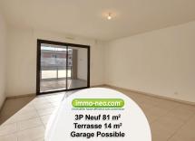 Vente appartement Saint-Raphaël 3 Pièces 82 m2