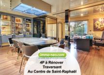 Vente appartement Saint-Raphaël 4 Pièces 90 m2