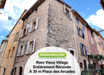 Vente maison en pierre Valbonne 4 Pièces 76 m2