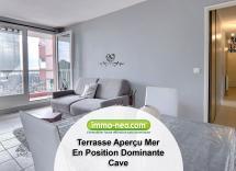 Vente appartement Menton 2 Pièces 45 m2