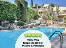 Vente maison-villa Vallauris 7 Pièces 400 m2