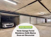 Vente parking-box-garage Golfe Juan  0 m2