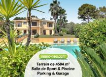 Vente maison individuelle Mougins 7 Pièces 350 m2