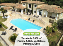 Vente maison-villa Le Rouret 11 Pièces 620 m2
