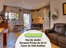 Vente appartement Antibes 3 Pièces 48 m2
