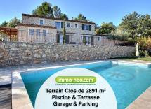 Vente maison individuelle Figanières 5 Pièces 162 m2