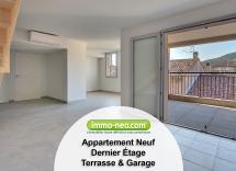 Vente appartement Roquebrune-sur-Argens 4 Pièces 106 m2