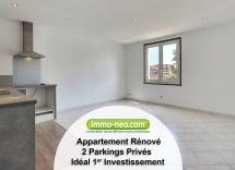 Vente appartement Puget-sur-Argens 3 Pièces 54 m2