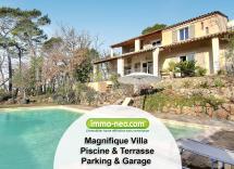 Vente maison-villa Fayence 8 Pièces 220 m2