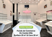 Vente commerce Saint-Raphaël  25 m2