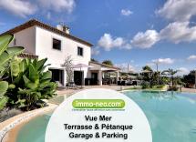 Vente maison-villa Cagnes-sur-Mer 6 Pièces 210 m2