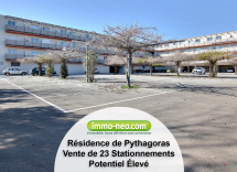 Vente parking-box-garage Valbonne  0 m2