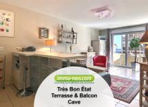 Vente appartement Juan-les-Pins 2 Pièces 47 m2