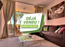 Vente appartement Théoule-sur-Mer 2 Pièces 29 m2