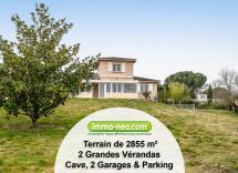 Vente maison individuelle Montauban 6 Pièces 163 m2