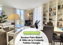 Vente appartement Cannes 3 Pièces 64 m2