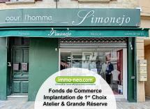 Vente commerce Cannes-la-Bocca  164 m2