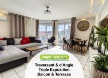 Vente appartement Nice 4 Pièces 84 m2