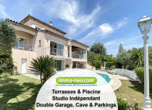 Vente maison-villa Biot 6 Pièces 240 m2