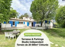 Vente maison individuelle Caussols 5 Pièces 150 m2
