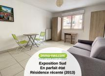 Vente appartement Nice Studio 25 m2