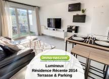 Vente appartement La Roquette-sur-Siagne 3 Pièces 60 m2