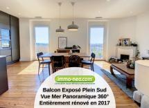 Vente appartement Le Cannet 3 Pièces 75 m2