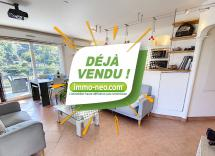 Vente appartement Cagnes-sur-Mer 3 Pièces 56 m2