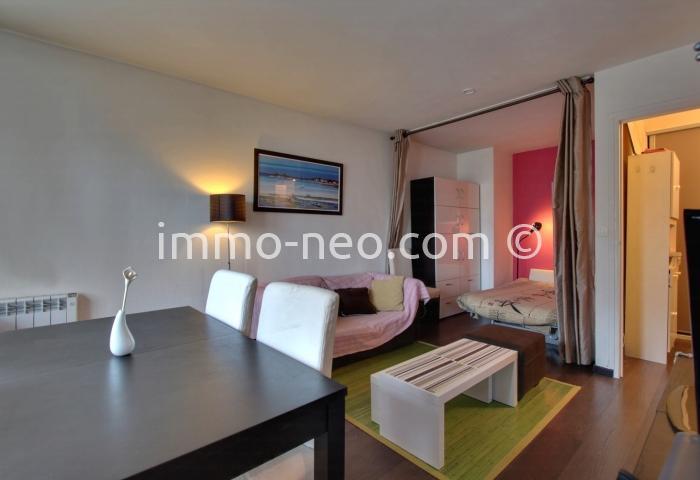 Vente appartement asni res sur seine studio 31 m2 for Chambre 8 metre carre