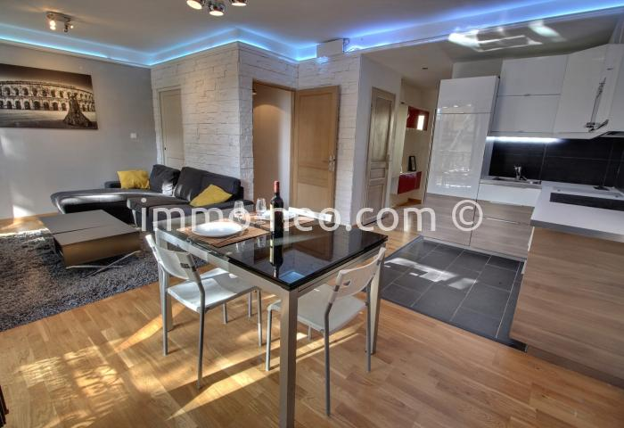 aménagement appartement 46m2