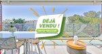 Vente appartement Sète 3 Pièces 72 m2