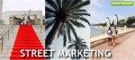 Street marketing immo-neo.com pendant le Festival de Cannes