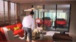 [Vidéo] Il gare sa Lamborghini dans son séjour..