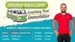 Tous les mercredis à 18h30 participez à nos ateliers de coaching immobilier I Coaching Tour immo-neo.com