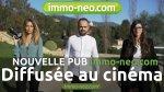 Nouvelle Pub immo-neo.com diffusée au cinéma