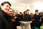 Les photos de l'inauguration du immo-neo.com Store à Milan