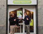 immo-neo.com Italia en interview sur le site Cose di Casa