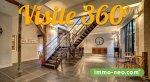 Visite virtuelle 360° d'un superbe Loft à Paris 1er (Louvre - Rivoli)