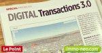 Dossier Spécial immobilier : le Magazine Le Point parle d'immo-neo.com
