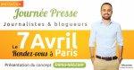 immo-neo.com organise une journée presse le 7 Avril à Paris