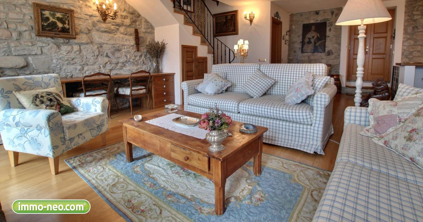 Due case da sogno in vendita tra privati sul lago di como for Case in stile artigiano in vendita in california